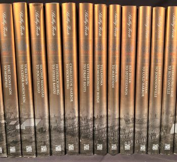 THE CIVIL WAR: A NARRATIVE BY SHELBY FOOTE – 14 VOLUMES - 2000