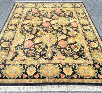 AGRA HAND KNOTTED RUG – 8.0 x 10.0